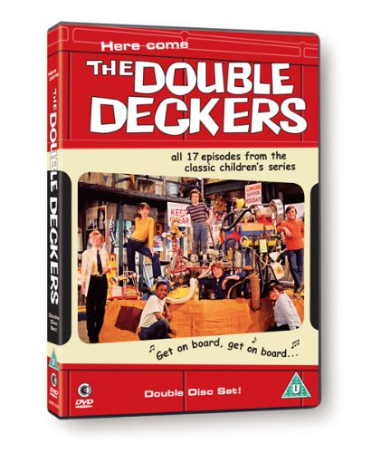 Here Come The Double Deckers [DVD] [1971]
