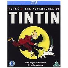 The Adventures of Tintin [Blu-ray]