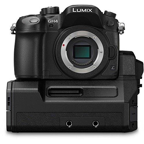 Panasonic LUMIX G DMC-GH4UE-K Systemkamera (16 Megapixel, DMW-YAGHE Video-Interface, 4K/UHD-Aufnahme, Staub-/Spritzwasserschutz, Ultra-Highspeed Autofokus) schwarz (Panasonic G 50)