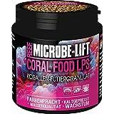 Microbe de Lift Coral Food lps–Granulado Forro, Coral, mar agua, Acuario–150ml (100g)