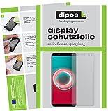 dipos I 2X Schutzfolie matt passend für Ulefone Power 3S Folie Bildschirmschutzfolie