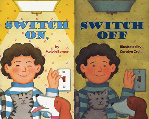 Switch on, Switch off (Let's-read-and-find-out science books) por Melvin Berger