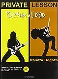 private lesson rhythm lead guitare cd