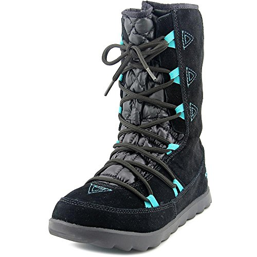 The North Face Thermoball Apres Mujer US 5 Negro Bota de Nieve