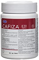 Urnex Cafiza Espresso Machine Cleaning Tablets, Pack of 100