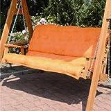 Sitzauflage Hollywoodschaukel 3Sitzer Gartenschaukel Polster Auflage Sitzpolster