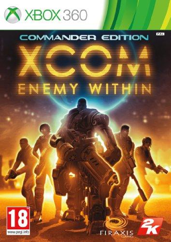 XCOM: Enemy Within - Commander Edition [PEGI] - [Xbox 360] (Xbox 360-spiele Xcom)