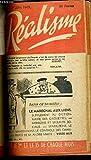 Telecharger Livres REALISME N 11 1ER JUIN 1949 le marechal aux liens on voulait vendre a l encan les objets personnels du marechal petain medecine et securite sociale verse aux debats etc (PDF,EPUB,MOBI) gratuits en Francaise