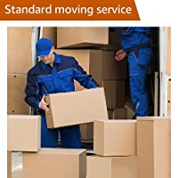 Standard Moving - 2 Bedroom Flat - From Dubai to Dubai