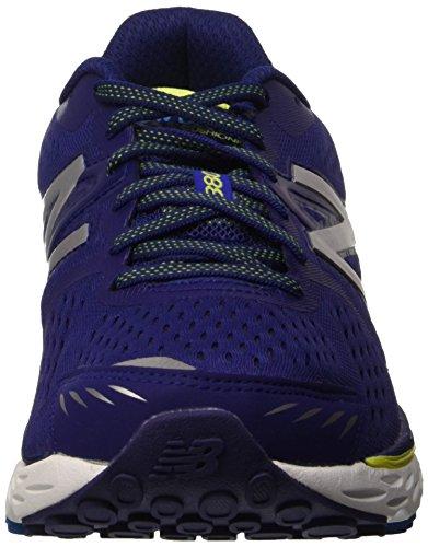 New Balance 880 Running Scarpe da corsa, Uomo blu (Black/Blue)