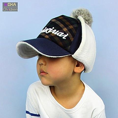 Guo Bambini inverno s 'Ragazzo del cappello