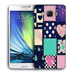 Snoogg abstract cute Designer Protective Back Case Cover For Samsung Galaxy ON5