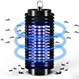Best Indoor Bug Zappers - Teepao Anti Mosquito Killer Lamp, UV Insect Killer Review