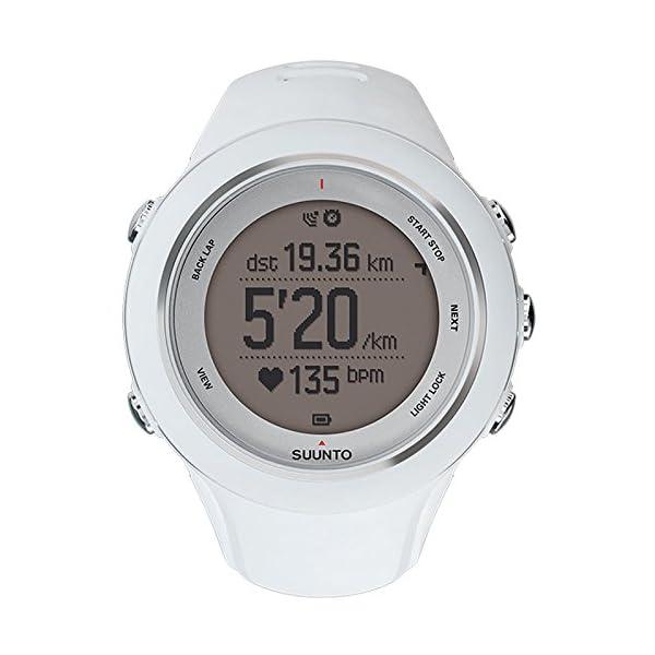 Suunto Ambit3 Sport Black – Reloj con GPS Integrado Unisex