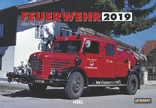 Feuerwehr 2019: Löschfahrzeuge der Vor- und Nachkriegszeit