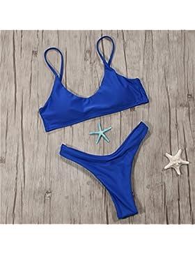 Negro moderno y cómodo bikini _ moderno, minimalista, moderno y cómodo bikini triángulo t pantalones adelgazantes...