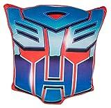 Joy Toy 96018 - Transformers Logo Kissen, 33 x 33 cm, bunt
