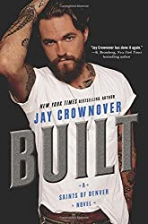 Built: A Saints of Denver Novel by Jay Crownover (2016-01-05)