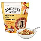 Jordans Crunchy Oat Granola Tropical Fruits, 750 g