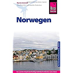 Reise Know-How Norwegen: Reiseführer für individuelles Entdecken Autovermietung Norwegen