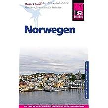 Reise Know-How Norwegen: Reiseführer für individuelles Entdecken