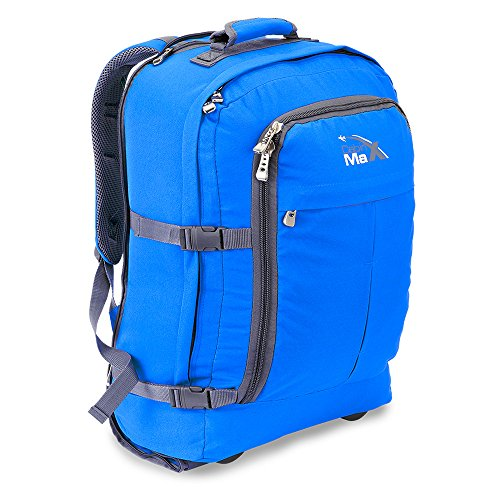 cabin-max-lyon-flight-approved-bag-wheeled-hand-luggage-carry-on-trolley-backpack-44l-55x40x20cm-blu