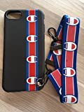Phone Tattoo Coque Iphone 7 ou 8 : Champion (Livraison Gratuite en France) (Noir dragonne)