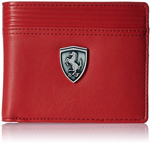 aa51c30dd76f5 Puma 7349602 Red Men S Wallet 7349602 - Best Price in India ...