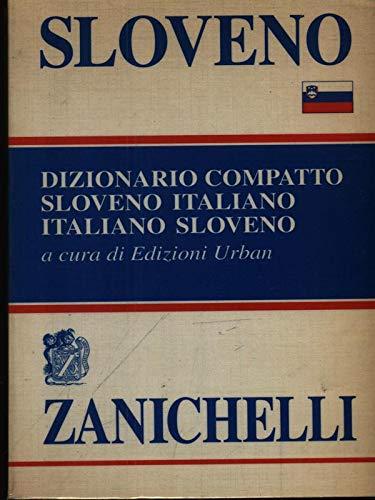 Sloveno. Dizionario compatto sloveno-italiano, italiano-sloveno