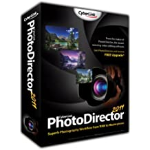 Cyberlink PhotoDirector 2011 - Software de gráficos (1024 MB, 2048 MB, 3.0 GHz)