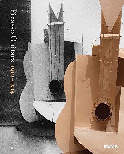 Picasso : guitars 1912-1914 /anglais par Anne Umland
