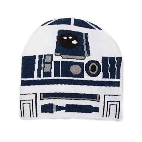 Star Wars Mütze Beanie R2D2 Robot Last Jedi Nue offiziell
