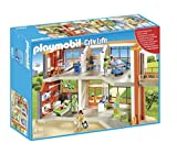 Playmobil 6657 City Life Furnished Children\'s Hospital, Multi-Colour