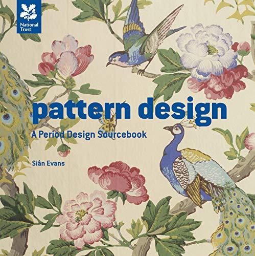 National Day Kostüm Book - Pattern Design: A Period Design Sourcebook (National Trust Art & Illustration)