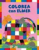 Colorea con Elmer (Elmer. Actividades)
