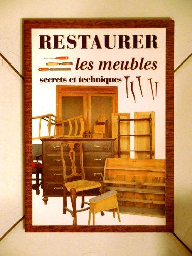 Restaurer les meubles