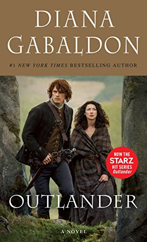 Book cover for Outlander
