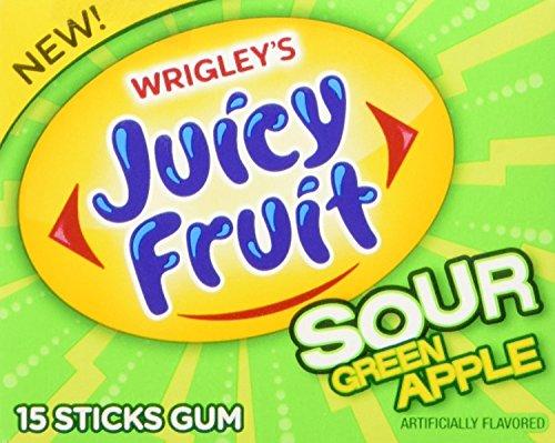 wrigleys-juicy-fruit-sour-green-apple-sugar-free-chewing-gum-1-x-15-stick-pack