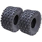 2 - neumático Slasher Quad, 22x11.00-9 neumáticos Wanda Race E neumáticos marcados WP02 6ply