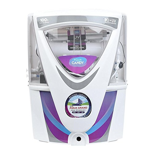 Aqua Candy 17L Storage 14Stage Ro+Uv+Uf+Alkaline+Tds Controller With Ultra Water Purifier