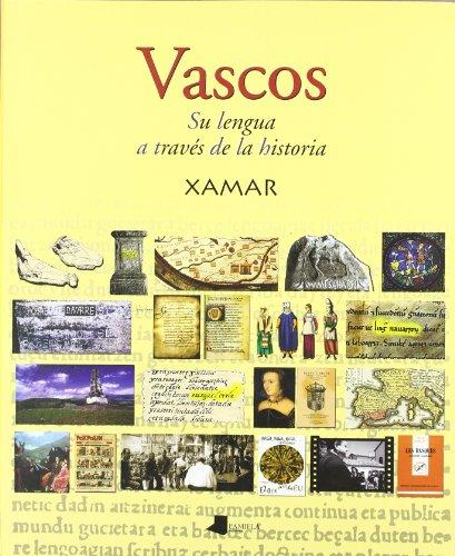 Vascos. Su lengua a través de la historia (Ganbara)