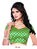 Melluha Green Customizable Readymade Blo...