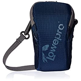 Lowepro Borsa per Fotocamera Dashpoint 10, Blu Galassia