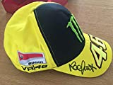 VR46 Herren Rossi Baseball Sponsor Cap, Yellow, One Size
