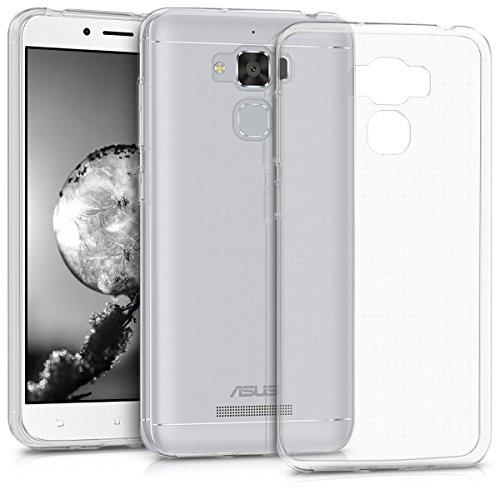 Funda ASUS ZenFone 3 Max ZC553KL, AICEK ASUS ZenFone 3 Max Funda Transparente...