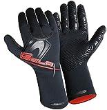 Sola Superstretch Neopren-Handschuhe - schwarz, M /5 mm
