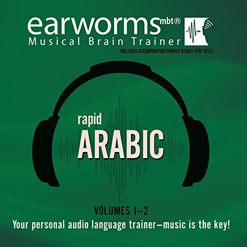 Rapid Arabic, Vols. 1 & 2 (Earworms Mbt)