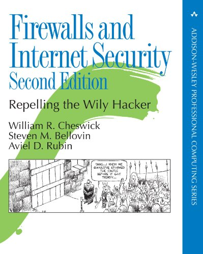 Firewalls and Internet Security: Repelling the Wily Hacker (2nd Edition) (Addison-Wesley Professional Computing (Paperback)) thumbnail