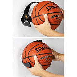 Basketball Ball Claw (Black) (7.75H x 9W x 6.75D)