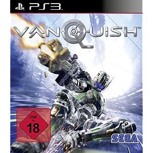 Vanquish (uncut) – mit 3D-Cover